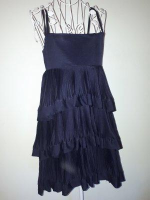 blaues kleid von h&m