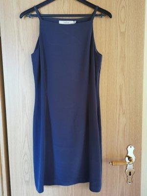 InWear Mini vestido azul oscuro