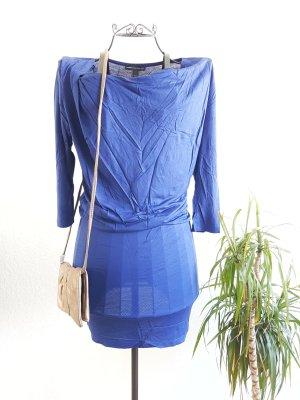 Blaues Kleid von Mango
