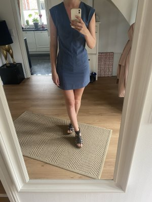 Mango Sukienka z krótkim rękawem Wielokolorowy