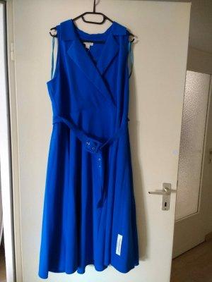 blaues Kleid von Monsoon