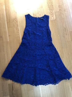 Blaues Kleid von Nadine in Gr. M