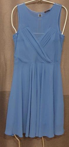 Blaues / kornblumenblaues Kleid von Mohito