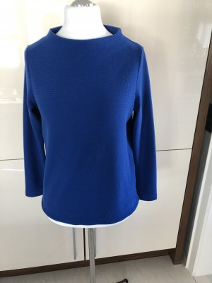 Bianca Ribbed Shirt blue