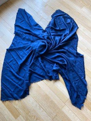 Louis Vuitton Zijden doek blauw-donkerblauw