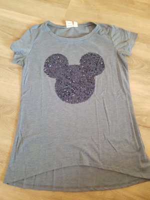 blaues Mickymouse T-Shirt