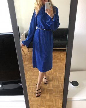 Blaues Midikleid Zara Gr.S