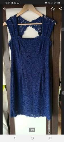 Adrianna Papell Sukienka mini niebieski