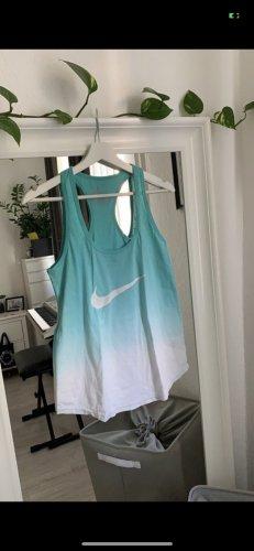 blaues Nike Sport-Top