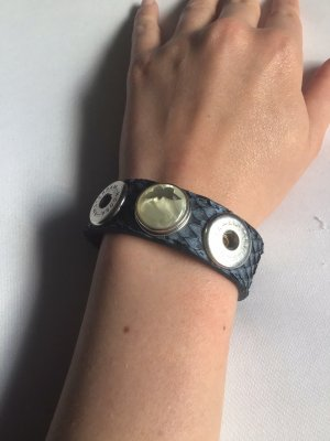 Blaues Noosa Armband