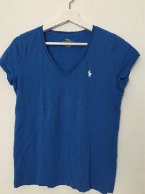 Polo Ralph Lauren T-shirt niebieski