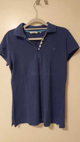 Blaues Polo-Shirt von Tom Tailor