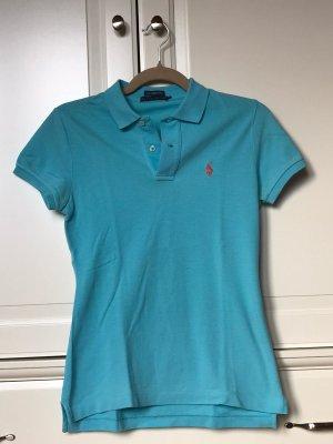 Blaues Poloshirt von Ralph Lauren