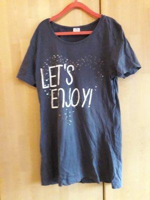 Blaues S.Oliver T-Shirt