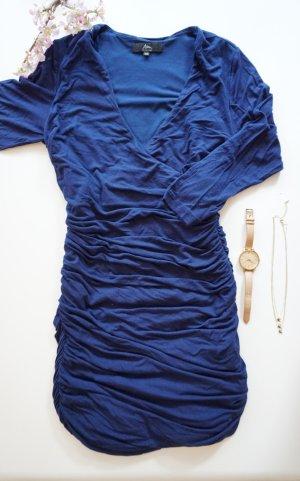 Blaues Schickes Kleid