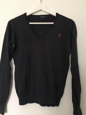 Polo Ralph Lauren Koszulka z długim rękawem ciemnoniebieski Bawełna