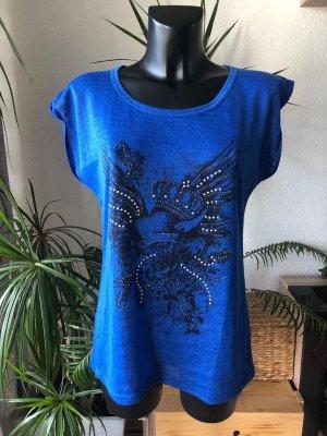 Blaues Shirt von Promod