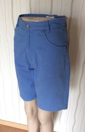 blaues Shorts Größe 38