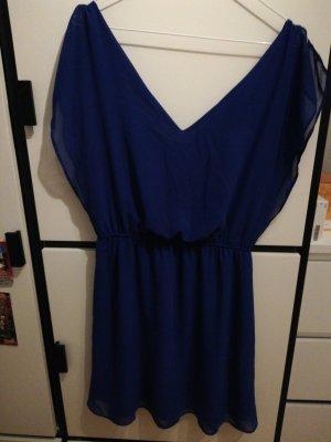 Blaues Sommerkleid (Pimkie)