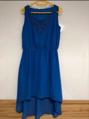 Blaues Sommerkleid Tom Tailor Denim