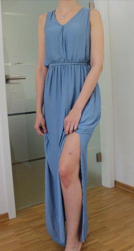 Blaues Sommerkleid von Zara