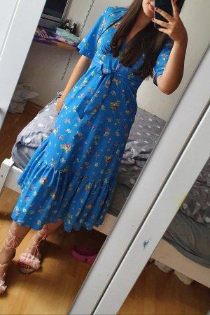 blaues sommerliches Kleid von Closet