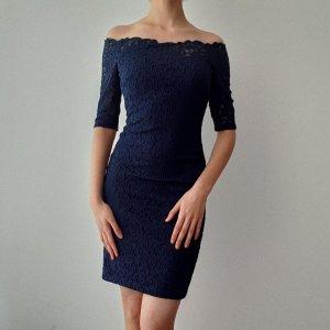 Orsay Sukienka bez ramiączek ciemnoniebieski