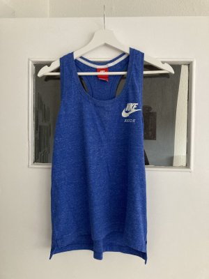Blaues Sporttop von Nike