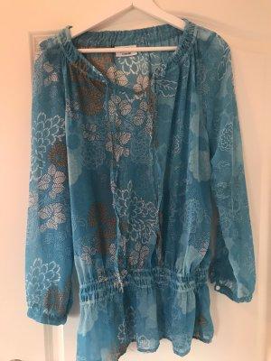 Gina Benotti Strandkleding neon blauw-korenblauw