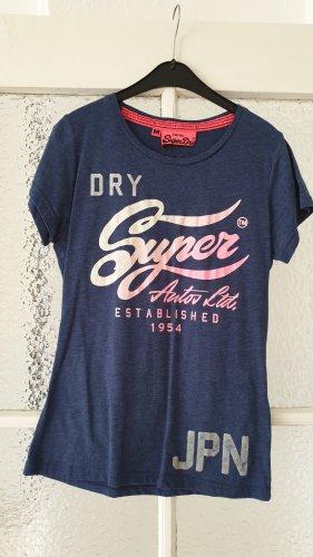 Blaues T-Shirt Gr. M