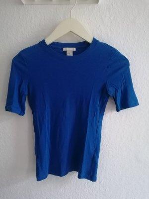 Blaues T shirt H&M Trend