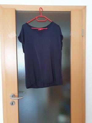 #blaues T-Shirt #T-Shirt #s.Oliver