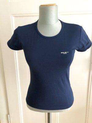 Blaues T-Shirt von Miss Sixty, Größe S, neuwertig