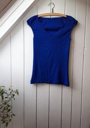 Blaues T-Shirt von Vero Moda