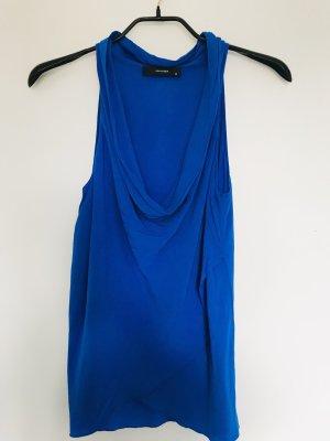 Hallhuber Watervaltop blauw