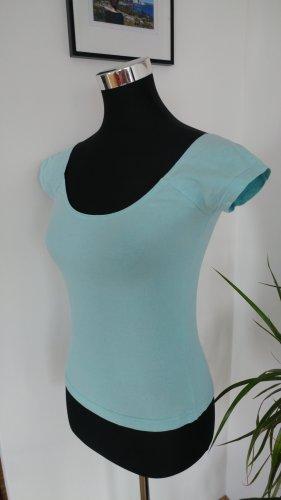 blaues TShirt