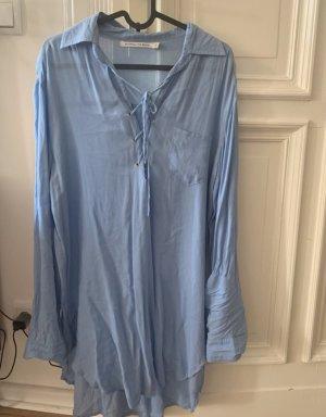 Faithfull the brand Tunic Dress azure