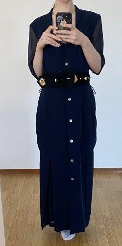 Blaues Vera Mont Kleid