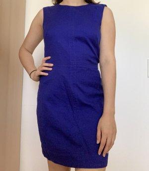 Vintage Pencil Dress blue