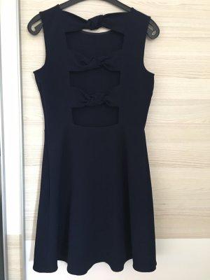 Blaues Zara Kleid, Größe 38