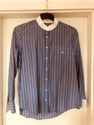 Blaugestreifte Bluse von Gant