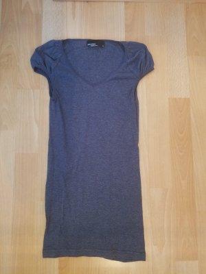 blaugraues Longshirt