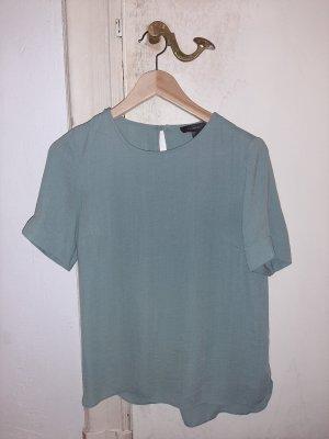 Blaugrüne Bluse
