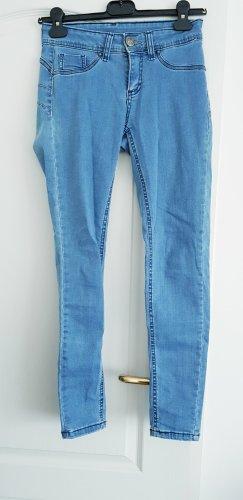 Rinascimento Jeans slim fit blu fiordaliso
