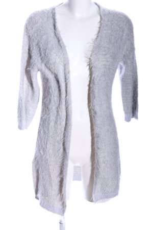 Blaumax Cardigan light grey casual look