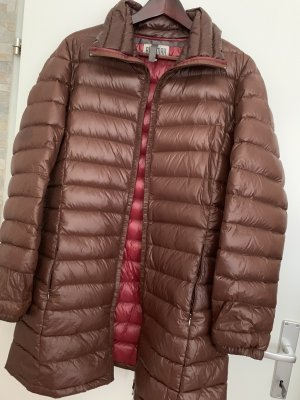 Blaumax Down Coat brown