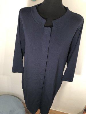 Blaumax Veste en tricot bleu foncé-bleu