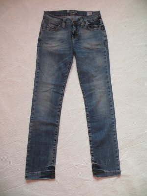Blaumax Low Rise Jeans blue cotton