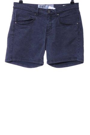 Blaumax Jeansshorts blau Casual-Look