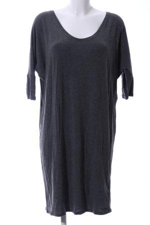 Blaumax Jerseykleid hellgrau meliert Casual-Look